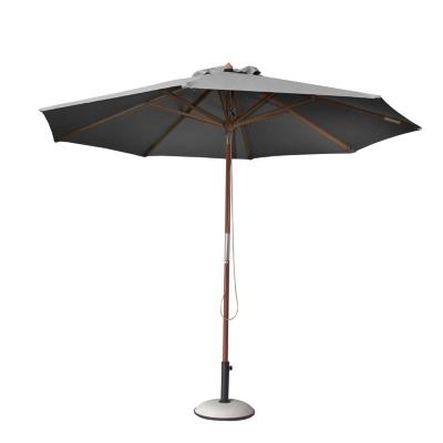 Parasol en bois Pro Loisirs diamètre  3.50 m