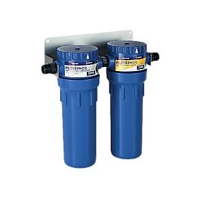 Duplex Pilotéphos Révolution by-pass intégré, anti-impuretés, anti-tartre, anti-corrosion