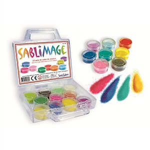Valisette sablimage 22 pots