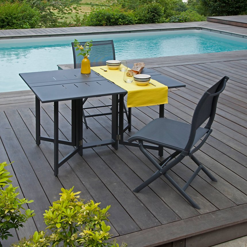 Table Personnes 4 Oceo Caly Pliable AL5j3R4