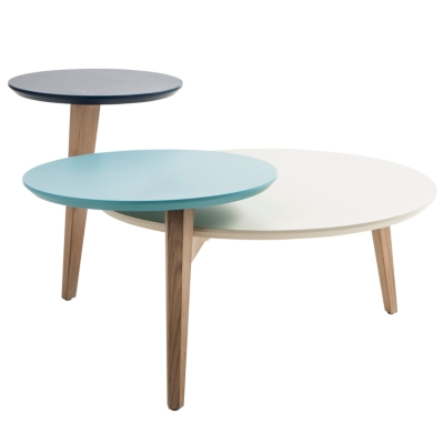 Table basse 3 plateaux Odense