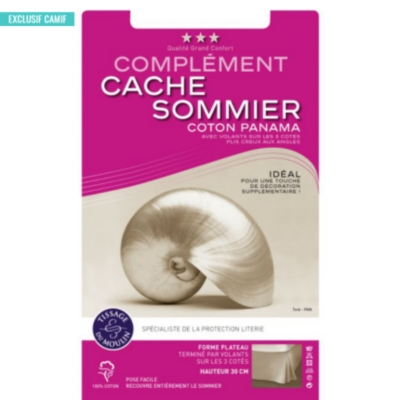 Cache-sommier Panama