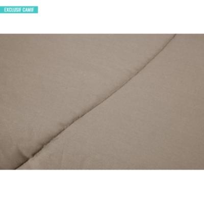Housse de clic-clac Soleil et sa bande  socle TUTTI TEMPO, mastic
