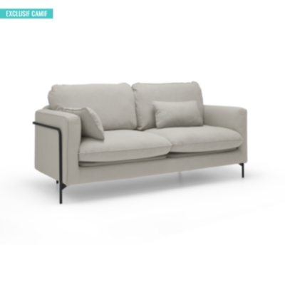 canape julian maison du monde avis. Black Bedroom Furniture Sets. Home Design Ideas