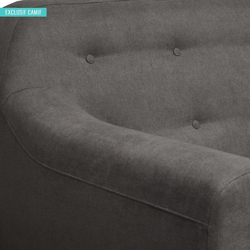 Canapé tissu antitache Agathe