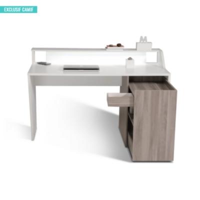 bureau connect cinlou avec option son. Black Bedroom Furniture Sets. Home Design Ideas