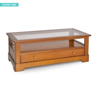 table basse dessus verre symphonie. Black Bedroom Furniture Sets. Home Design Ideas