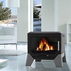 po le bois wamsler wega 8 kw. Black Bedroom Furniture Sets. Home Design Ideas