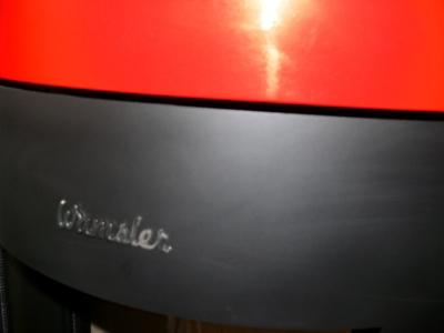 Poêle à bois WAMSLER Métropolitan, 7 kW